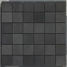 Basalt Mosaic Mesh Pattern