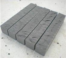 Black Basalt Curbstone Kerbstone for Outdoor Paving