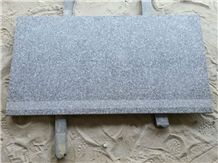 G664 Bainbrook Brown Granite Steps Stairs Treads with Anti-Slip Strip