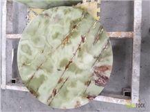 Green Onyx Aluminum Honeycomb Panel/Green Onyx