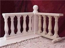 Marble Stair Railing Balusters Balustrades Handrails