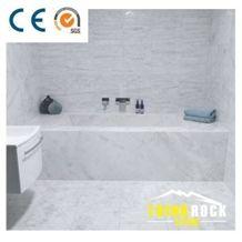 Mugla White Marble Bath Design