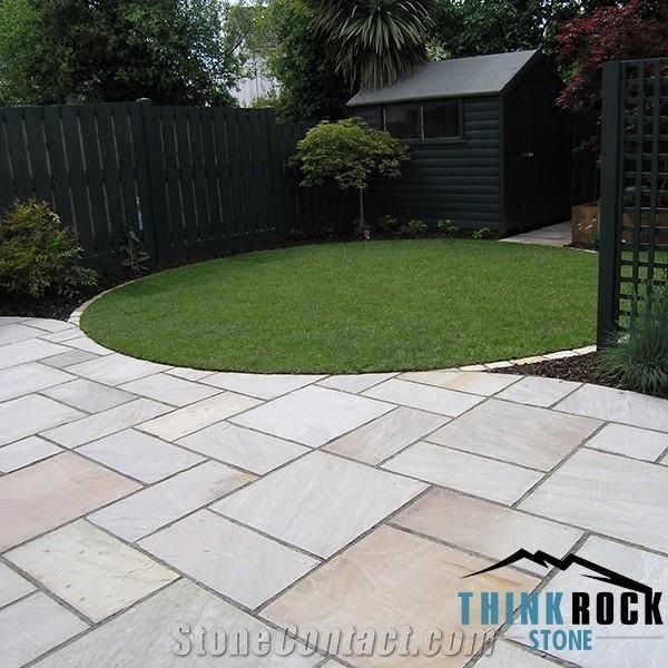 Multicolor Eco Sandstone Can Used As Garden Patio Pavers From China Stonecontact Com