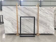 Polished Volakas White Marble Slab Suppliers Manufacturers