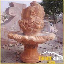 Variou Marbles Water Fountain for Garden Decoration, Landscape