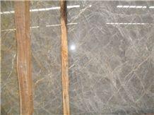 Golden Silk Grey Marble,Gold Grey Marble Slab,Grey Yellow Silk Marble