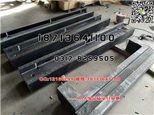 Granite Precision Machinery Component