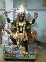 God Kaali Mata Marble Statues