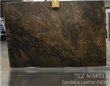 Sandalus Quartzite Leather Finish Slabs