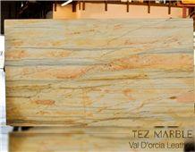 Val Dorcia Quartzite Leathered Finish Slabs