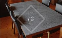 Tenzan Stone Design Mikage for Wooden Dining Table