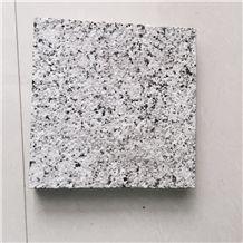 Big Flower White Granite Tiles