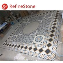 Unique Art Mixed Marble Mosaic with High Quality