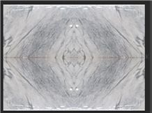 Calacatta Oro New White Marble Bookmatched Wall Background Tile,Slab