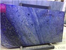 Azul Bahia Granite Jumbo Slabs,Wall Covering Tiles,Flooring