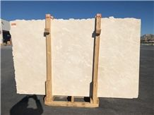 New Extra Quality Beige Marble Slabs Available