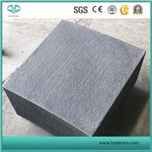 China Black Basalt, Mongolia Black,Menggu Black Basalt Slabs & Tiles