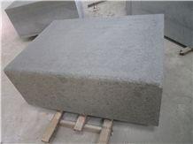 Cheap Zijing Black Granite Basalt Stone Flamed Garden Stair Steps Floor