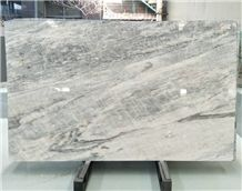China New White Color Book Matched Marble Hotel Lobby Slabs Tiles
