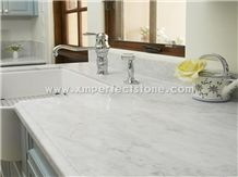 Marble Series Carrara# Stone Bath Top