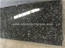 Silver Pearl Granite Tiles&Slabs,Steel Gray Cut to Size for Countertops