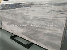 White Marble Straight Vein Wooden from China