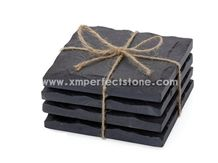 Wholesale Rectangle Black Slate Plate Stone Plate/Slate Cheese Board
