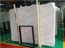 China Bianco Lasa Vena Oro Covelano Marble Tiles & Slab