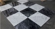 Nero Medici Marble Tiles