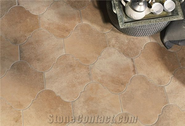 Fusion Provenzal Sand Terracotta Floor Tiles from United