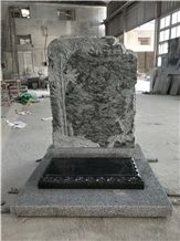 Bamboo Chinese Style Monuments/Tombstone/Grave