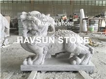 Pi Xiu/Yao Aniaml Sculpture/Statue Ancient Chinese Mythical Creatures