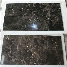 Export to Usa China Brown Emperador Orientale Marble Tile Slab Floor