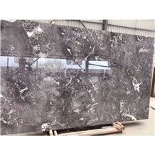 Price Stone Sheet Slab Floor Tiles Sunny Gray Royal Silver Grey Marble