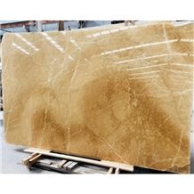 Transparent Onyx Stone Slab, China Yellow Onyx