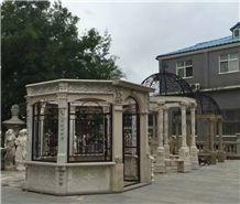 Garden Pavilions Gazebo Park Sculpture Gazebo