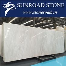 White Rhino/Bianco Rhino/Mystery White Marble Slabs&Tiles/Namib White