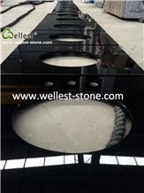 Black Granite Countertop for Kitchen Top Desk Table Top Bar Top