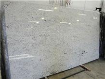 Colonial White Granite Tiles Slabs