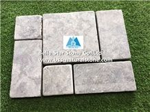Blue Limestone Pavers,Light Grey Floor Tiles,Patio Stones,Wall Tiles