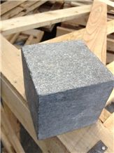 Chinese Black Granite G684 Granite Cobble Stone