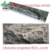 Crystal Black Mushroomed Stone
