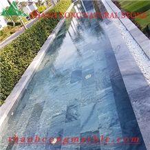 Swimming Pool Bluestone Pavers
