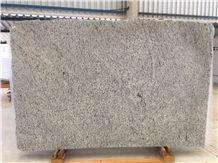 White Ornamental Granite Slabs & Tiles