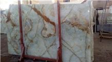 Iran Green Onyx Slabs, Persian Green Onyx Slabs