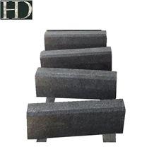 Garden Curb Flamed Grey Granite G684 Curb Stone Price,Kerbstone