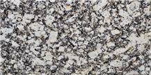 Kujama Black & White Slabs & Tiles, Kujama White Granite Slabs & Tiles