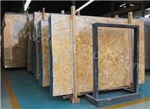 Amber Gold/Gold Amber/Royal Amber Gold Marble Stone Slabs&Tiles