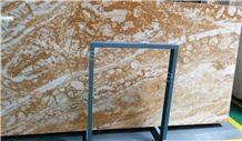 Royal Amber Golden/Royal Amber/Indus Gold Marble Stone Slabs&Tiles