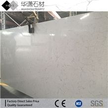 Q6205 London Grey Engineered Cutting Quartz Stone Tiles and Slabs